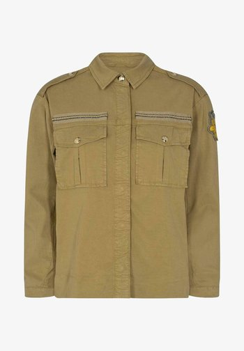 KIARA - Summer jacket - khaki