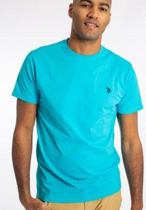 T-shirt - bas - scuba blue