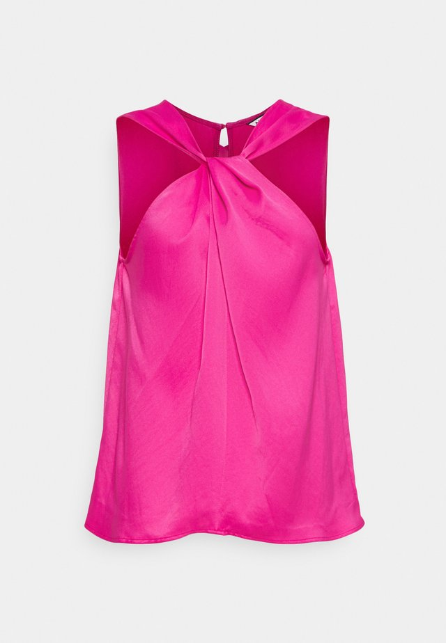 LAMISS  - Top - fuschia