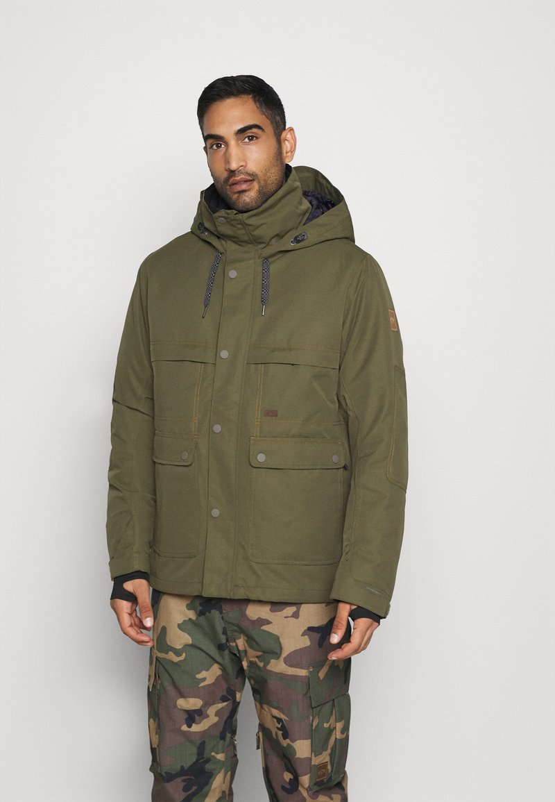 Billabong - SHADOW - Snowboard jacket - olive