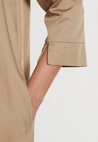 Ana Alcazar - Shirt dress - beige - 5