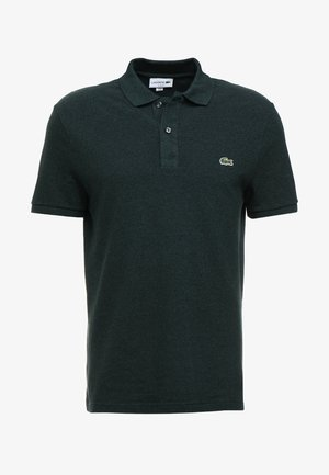 Polo shirt - pin mouline