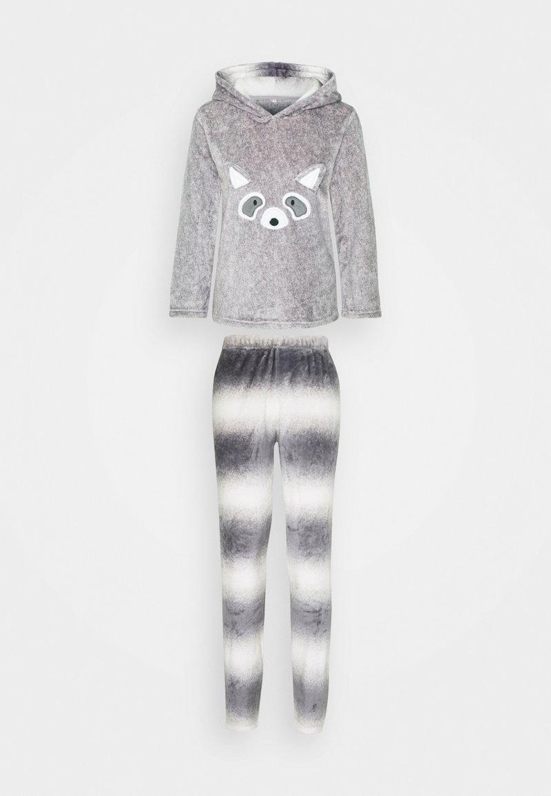 Loungeable - RACOON TWOSIE SHADE EFFECT  - Pyžamová sada - grey