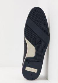 Pantofola d'Oro - FIUGGI UOMO LOW - Derbies - dress blues - 5