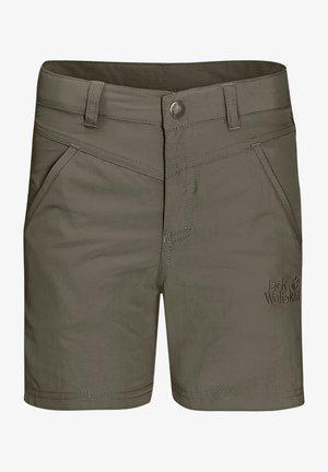 SUN - Sports shorts - grape leaf