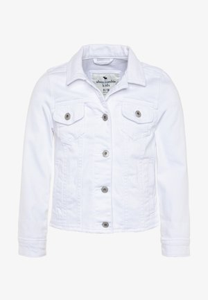JACKET - Denim jacket - white