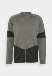 BLASTER JACKET - Training jacket - castlerock/black