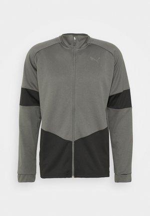 BLASTER JACKET - Training jacket - castlerock/black