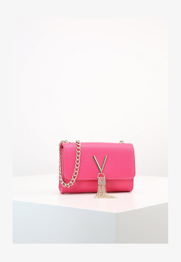 Valentino Bags - DIVINA  - Across body bag - fuxia
