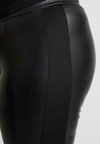 Zizzi - MPEACH - Leggings - black - 4