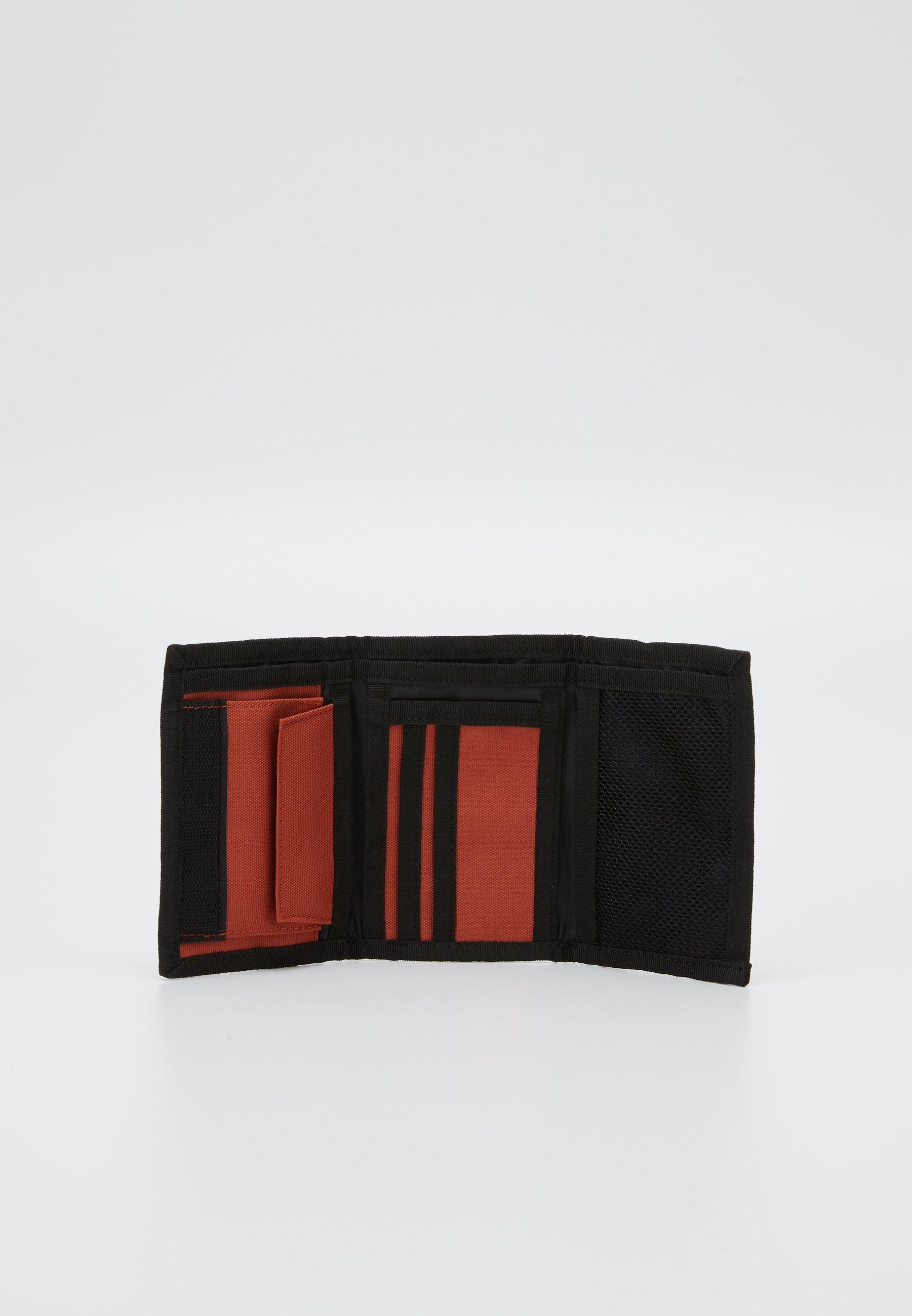 Carhartt WIP PAYTON WALLET Geldbörse cinnamon/black/rotmetallic