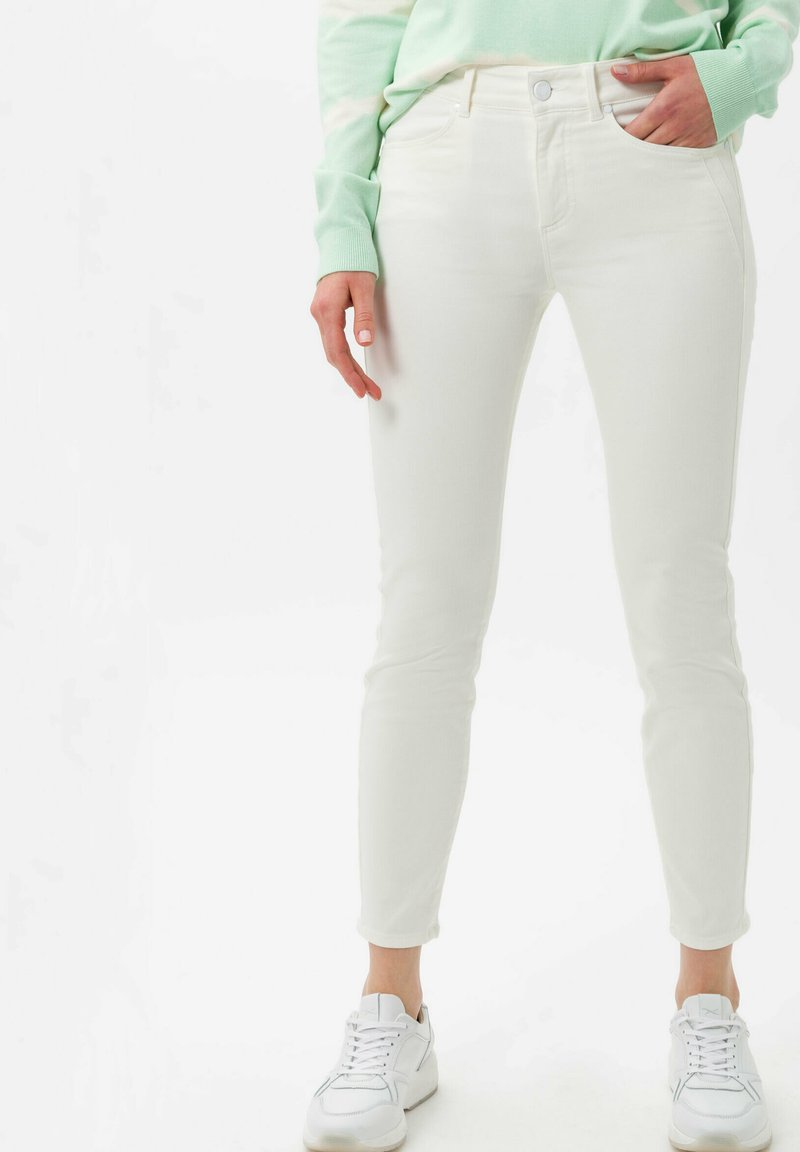 BRAX - STYLE ANA S - Jeans Skinny Fit - off-white