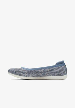 WISH - Ballet pumps - blue grey