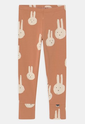 FOLD UNISEX - Legging - light brown