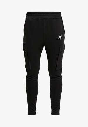 ATHLETE CARGO PANTS - Cargobroek - black