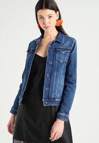 Pepe Jeans - THRIFT - Denim jacket - cf7 - 0