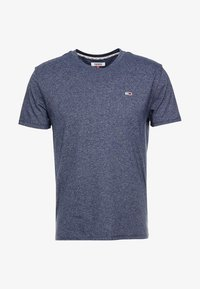 Tommy Jeans - TJM BLENDED TEE - T-shirt basic - blue - 3