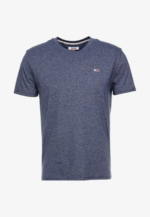 TJM BLENDED TEE - T-shirt - bas - blue