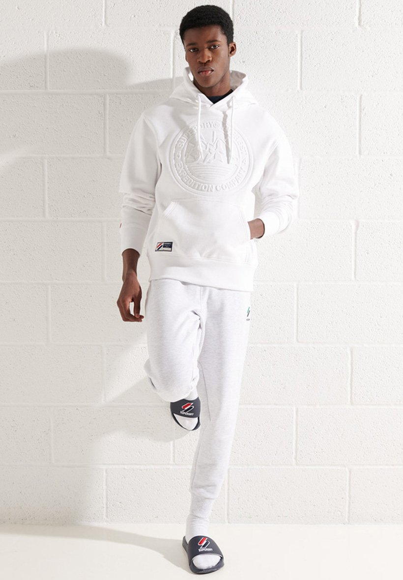 Hombre EXPEDITION EMBOSSED - Jersey con capucha