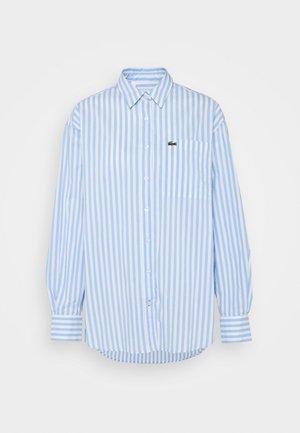 Koszula - nattier blue/white