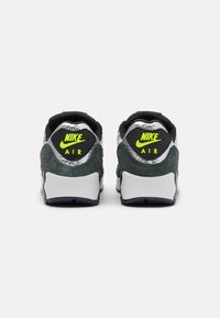 Nike Sportswear - AIR MAX 90 3M UNISEX - Sneakers laag - anthracite/volt/black/photon dust - 4