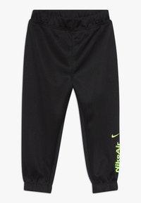Nike Sportswear - AIR JOGGER SET BABY - Tepláková souprava - black - 2