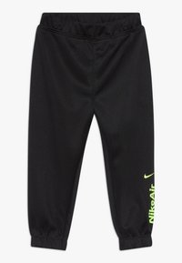 Nike Sportswear - AIR JOGGER SET BABY - Træningssæt - black - 2