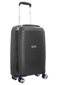 Hardware - BUBBLES  - Wheeled suitcase - black - 3