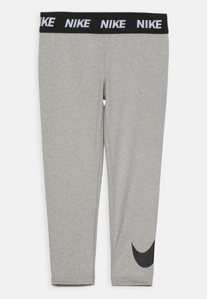 SPORT - Legíny - dark grey heather