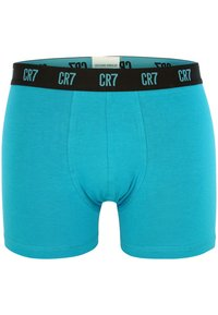 Cristiano Ronaldo CR7 - 6 PACK TRUNKS - Pants - turquoise/violet - 1