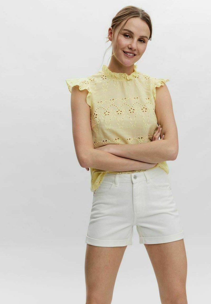 Vero Moda - Blouse - yellow
