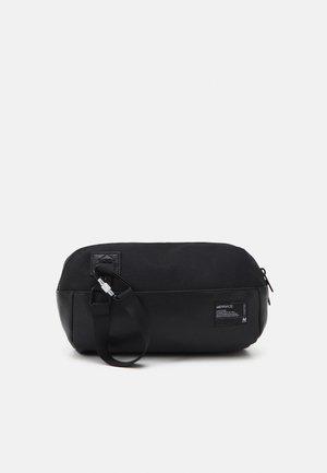 UTILITY CLIP BUMBAG - Bum bag - black