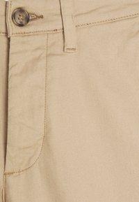 Selected Homme - SLHSLIM MILES PANTS - Chino - cornstalk - 8