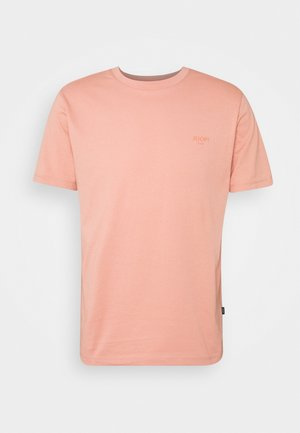 ALPHIS - T-shirt basic - pastel red