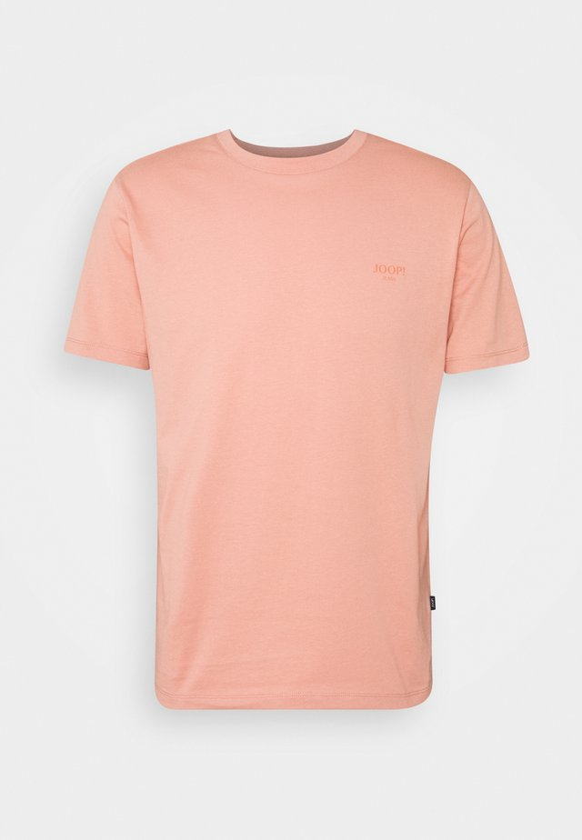 ALPHIS - T-shirts - pastel red