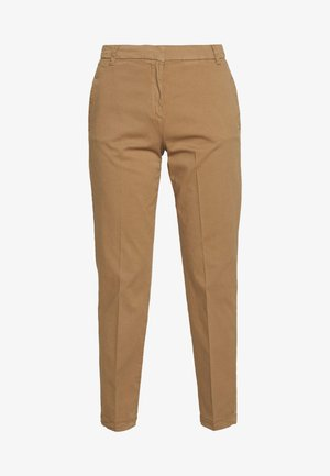 DOPPIATO - Chino kalhoty - brown