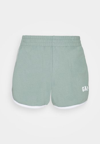 EASY DOLPHIN - Shorts - sage