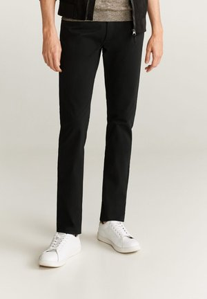 PISA7 - Slim fit jeans - black