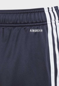 adidas Performance - MUST HAVES 3-STRIPES AEROREADY JOGGERS - Pantalones deportivos - blue - 4