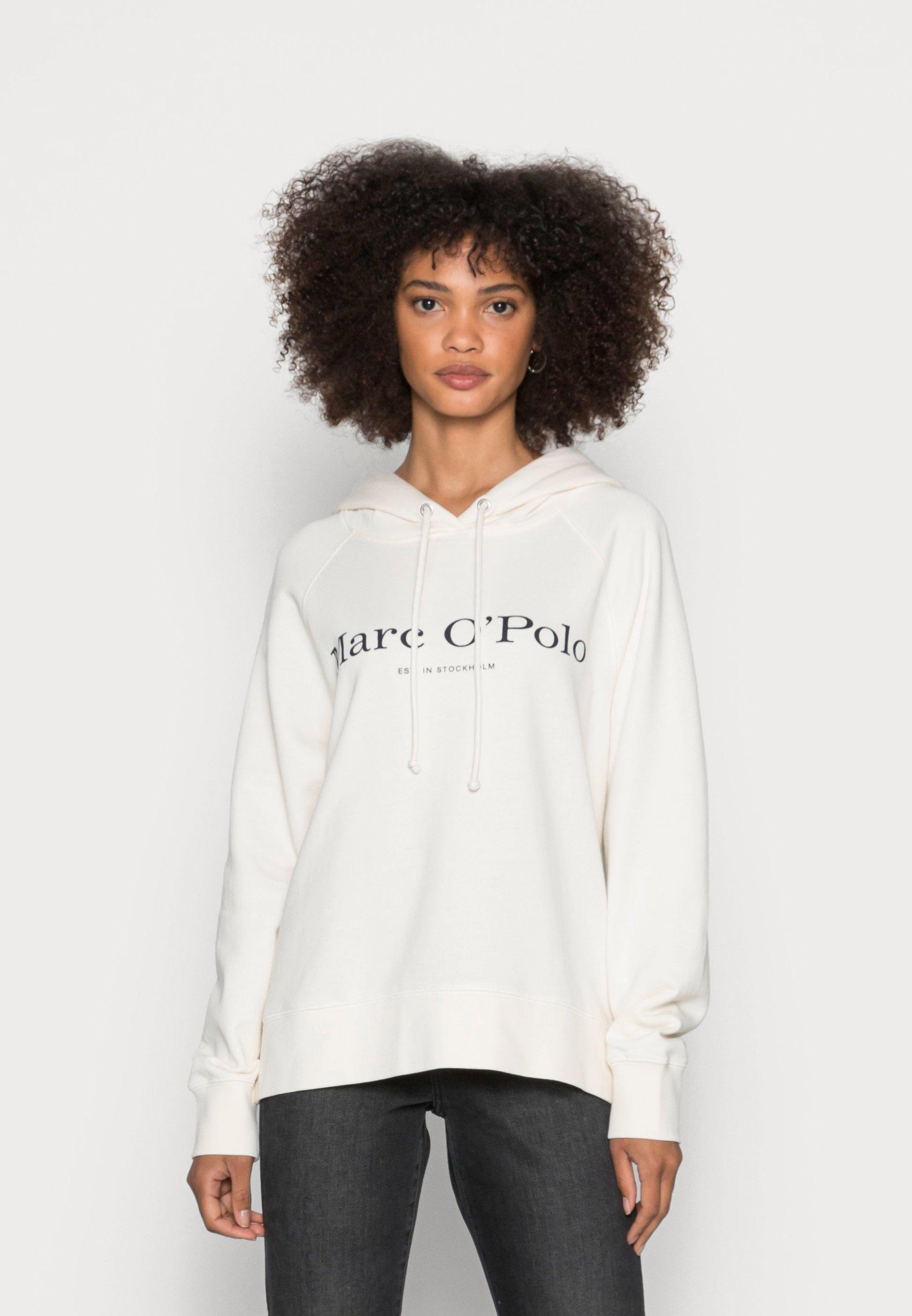 Women HOODED LOGO - Sweatshirt