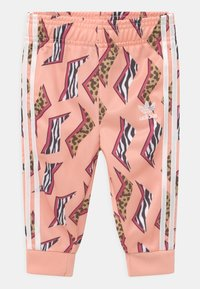 adidas Originals - SET UNISEX - Tracksuit - glow pink/multicolor/white - 2