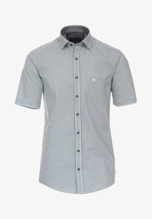 COMFORT FIT KURZARM  - Shirt - blau