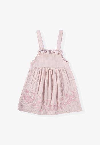 MUSLIN - Denní šaty - light pink