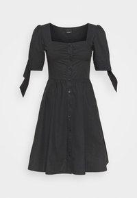 Pinko - ASSOLTO ABITO PESANTE - Denní šaty - black - 4