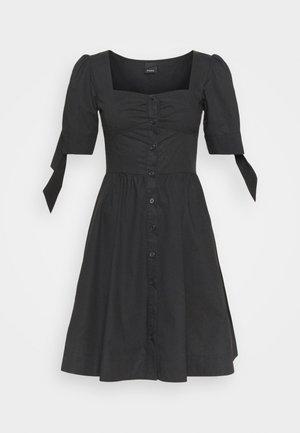ASSOLTO ABITO PESANTE - Day dress - black