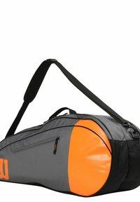 Wilson - Racket bag - grau orange - 2