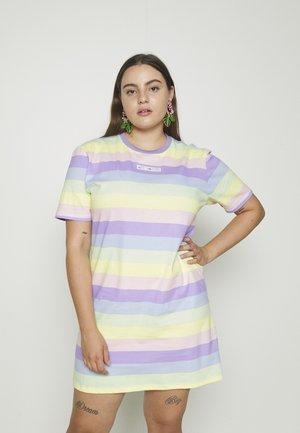 LUCINE - Jersey dress - multi coloured