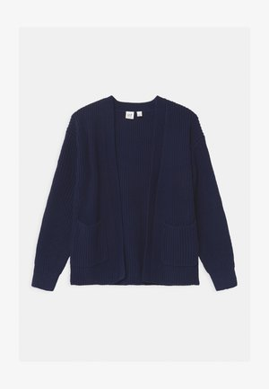 GIRL POCKET - Cardigan - navy uniform