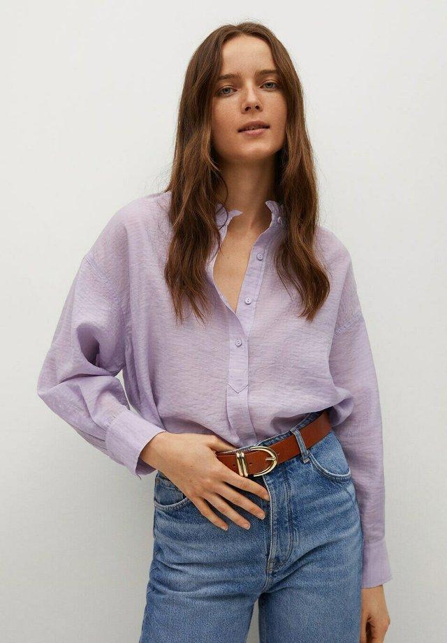 Camicetta - light/pastel purple