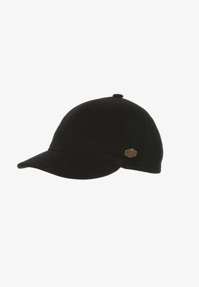 EL ECO MERINO - Cap - black